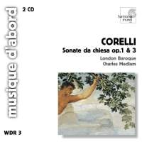 Corelli: Sonate da Chiesa Op. 1 & 3