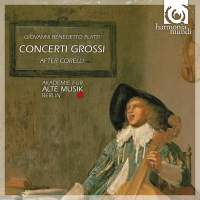Platti - Concerti Grossi after Corelli