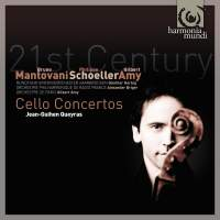 21st Century Cello Concertos