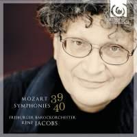Mozart - Symphonies Nos. 39 & 40