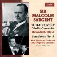 Tchaikovsky: Violin Concerto & Symphony No. 5