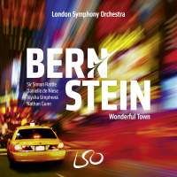 Bernstein: Wonderful Town (digital version)