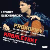 Prokofiev & Kabalevsky: Cello works