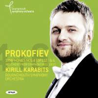 Prokofiev: Symphonies Nos. 4, 6 & Movement from Symphony in G