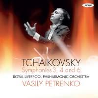 Tchaikovsky: Symphonies Nos. 3, 4 & 6