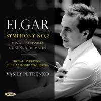 Elgar: Symphony No. 2 (out 3rd March)