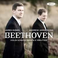 Beethoven: Violin Sonatas Nos. 6 & 9