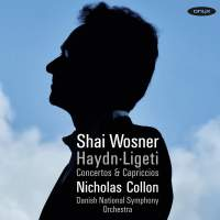 Shai Wosner plays Haydn and Ligeti