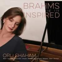 Brahms: Piano Sonatas, Op.117, Op.118 & Op.119