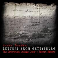 Dorman: Letters from Gettysburg