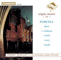 Organ Music: Robert Woolley