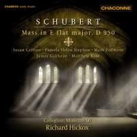 Schubert: Mass No. 6 in E flat major, D950