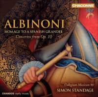 Albinoni - Homage to a Spanish Grandee