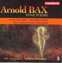 Bax - Tone Poems Volume 1