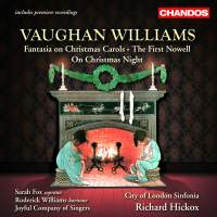 Vaughan Williams - Christmas Music
