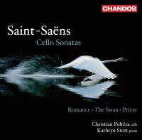 Saint-Saëns - Cello Sonatas Nos. 1 & 2