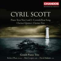 Cyril Scott - Chamber Works