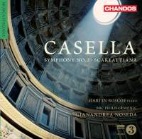 Casella - Symphony No. 2 & Scarlattiana