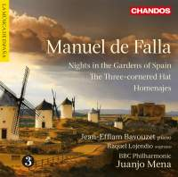 Manuel de Falla: Works for Stage and Concert Hall