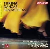 Turina: Danzas fantásticas