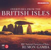 Overtures from the British Isles, Vol. 1