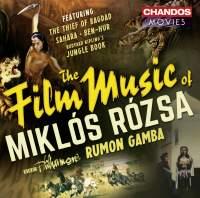 Rózsa: Film Music Suites