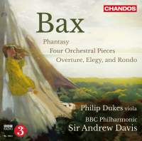Sir Arnold Bax: Four Orchestral Pieces & Phantasy