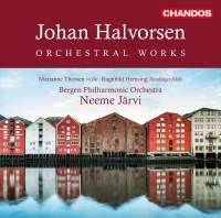 Johan Halvorsen: Orchestral Works Volumes 1-4