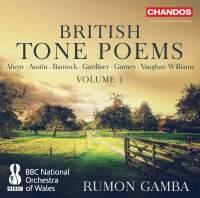 British Tone Poems Volume 1