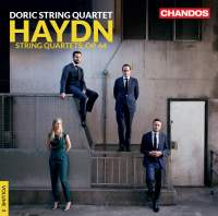 Haydn: String Quartets, Vol. 3