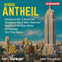George Antheil: Symphony No. 3 'American'