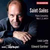 Saint-Saëns: Piano Concertos Volume 1