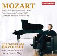 Mozart: Piano Concertos, Vol. 3