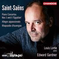 Saint-Saëns: Piano Concertos Nos. 3 and 5 'Egyptian'