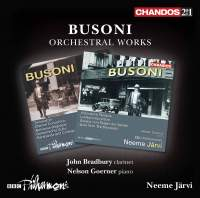 Busoni: Orchestral Works