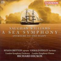 Vaughan Williams: A Sea Symphony
