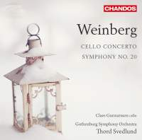Weinberg: Cello Concerto & Symphony No. 20