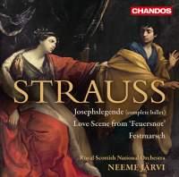 Strauss, R: Josephslegende