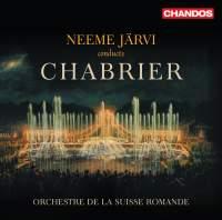 Neeme Järvi conducts Emmanuel Chabrier