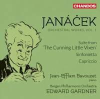 Janáček: Orchestral Works, Vol. 1