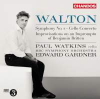 Walton: Symphony No. 2 & Cello Concerto