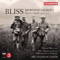 Bliss: Morning Heroes & Hymn to Apollo