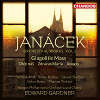 Janacek: Orchestral Works Vol. 3