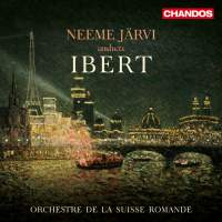 Ibert: Orchestral Works
