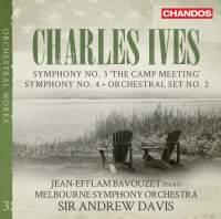 Ives: Orchestral Works, Vol. 3