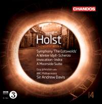 Holst: Orchestral Works Volume 4