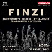 Finzi: Cello Concerto