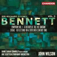 Sir Richard Rodney Bennett: Orchestral Works, Vol. 3