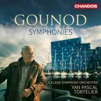 Gounod: Symphones Nos. 1 & 2