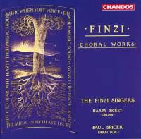 Finzi: Choral Works